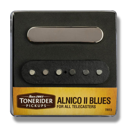 ToneRider Alnico 2 Blues Tele Pickups Set