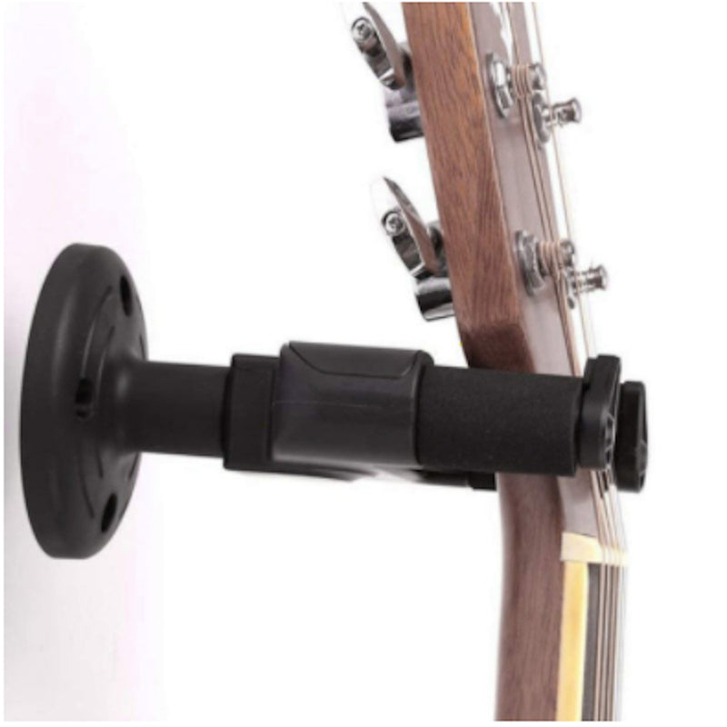 Self-Locking Wall Hanger Guitar Stand
