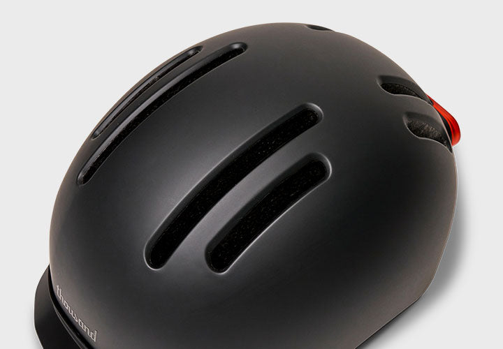 explore thousand bicycle helmet nordic wood premium line