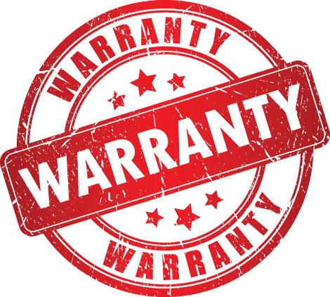 Extended Warranty for 3 years!