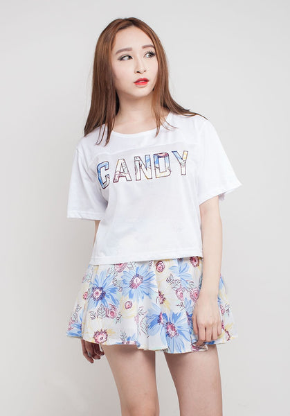 C5302 - Adeline Candy Top