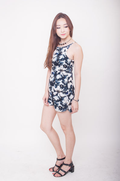C7901 - Brooklyn Romper