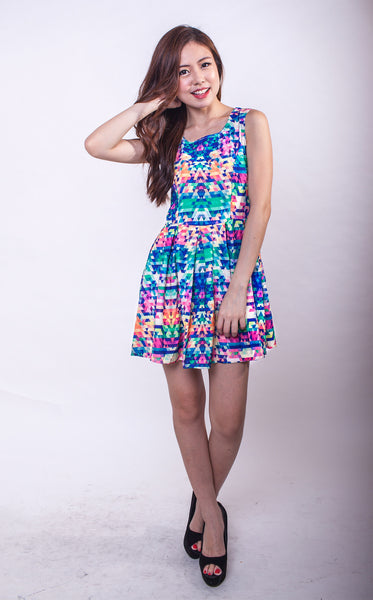 C6505 - Melanie Dress