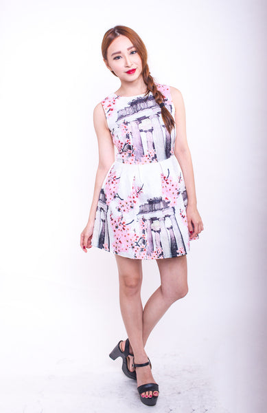 C6508 - Nisha Dress