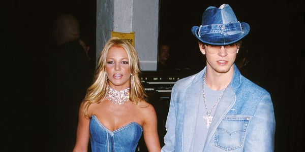 Britney Spears Shows Us How To Do Denim...