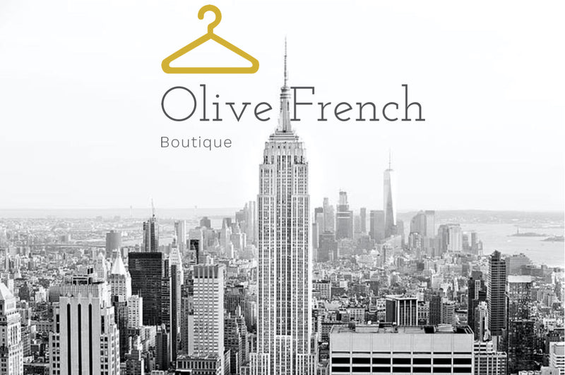 Olive French Gift Card
