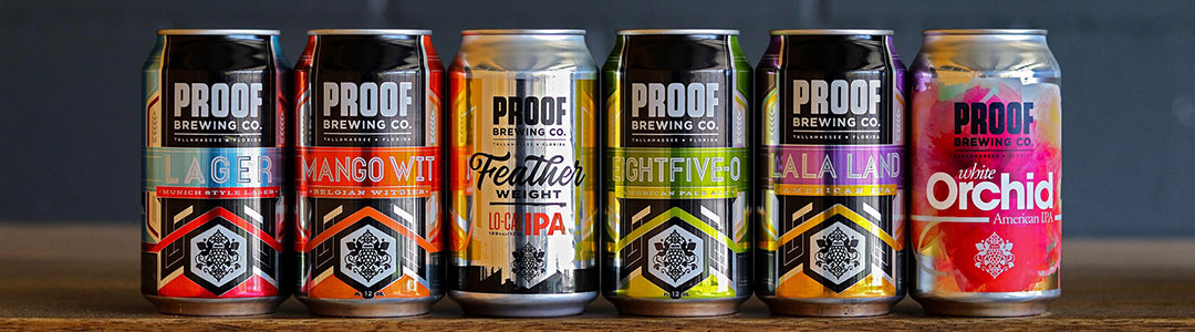 Proof Brewing Co. from the United States
