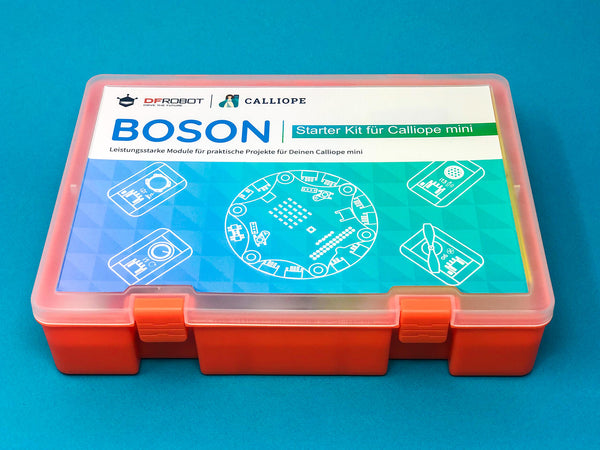 DFRobot Boson Starter Kit for Calliope mini