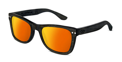 Floating Bamboo - Charcoal *Polarized*