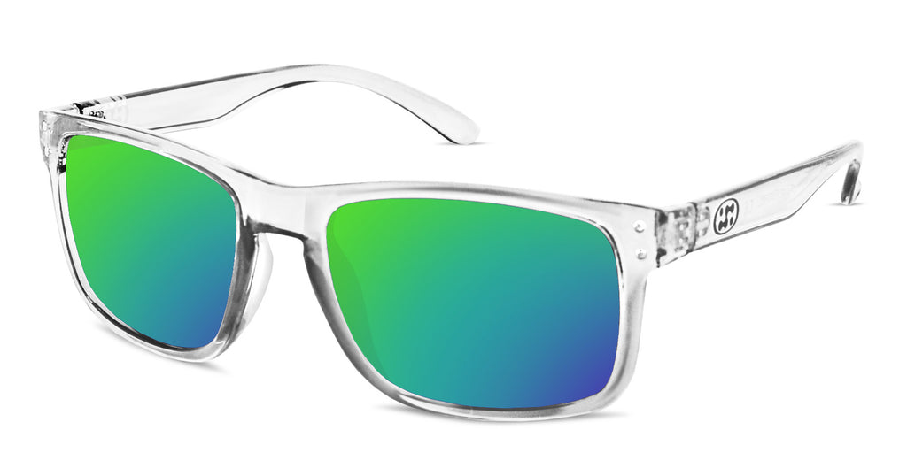 Surreal® Sunglasses - Premium Classic Clear