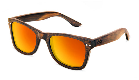 Floating Bamboo - Dark Brown *Polarized*