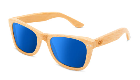 Surreal® Sunglasses Floating Full Bamboo Polarized