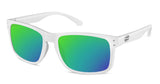 Surreal® Sunglasses - Premium Classic Matte White