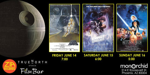 Don't Miss Star Wars Trilogy Weekend — June 14-16