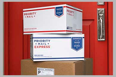 Fast Shipping with USPS