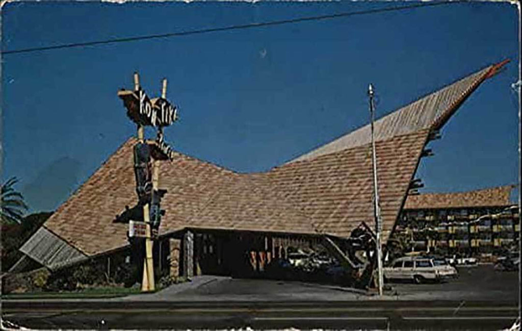 Famous Kon Tiki Architecture on display