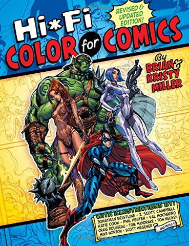 Hi-Fi Color for Comics - Oktopolis -