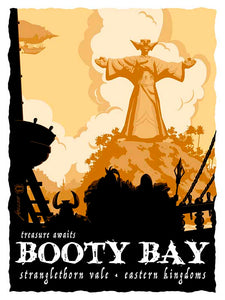 booty bay variant Officially licensed by Blizzard Entertainment in cooperation with Acme Archives, the Main Edition of this Brian Miller print is available in limited quantity