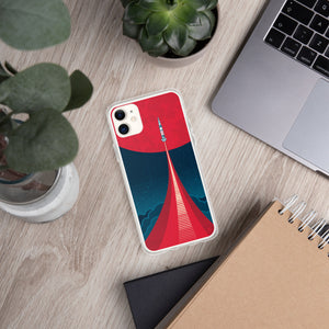 Journey to Mars — Case for iPhone