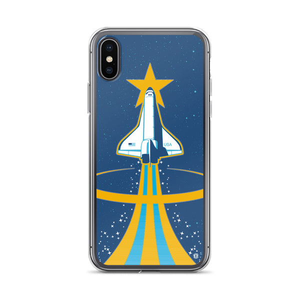 Space Shuttle Case for iPhone - Oktopolis - Phone Case