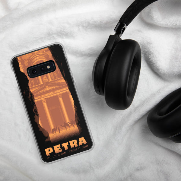 Lost City of Petra case for Samsung Galaxy - Oktopolis - Phone Case