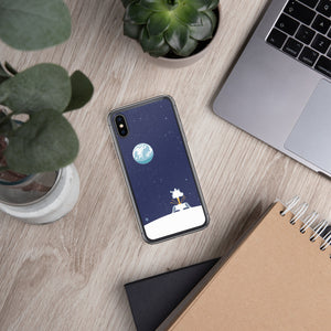 Apollo Lunar Module case for iPhone - Oktopolis - Phone Case
