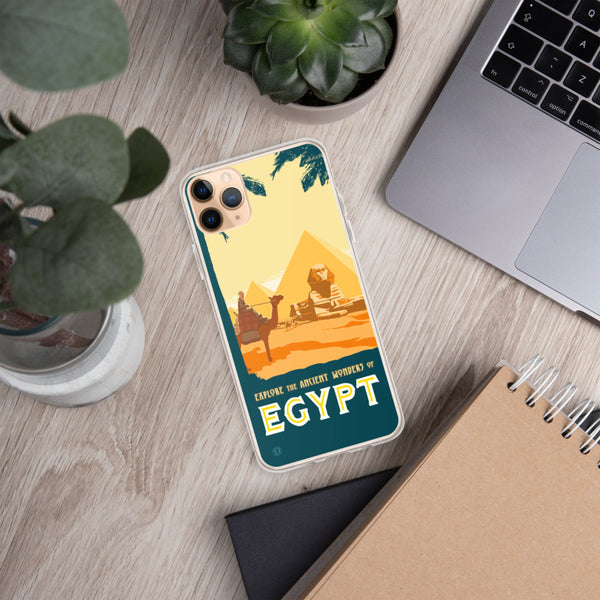 Ancient Wonders of Egypt case for iPhone