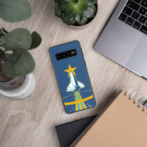 Space Shuttle case for Samsung Galaxy