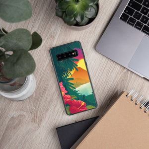 Hawaiian Sunset case for Samsung Galaxy - Oktopolis - Phone Case
