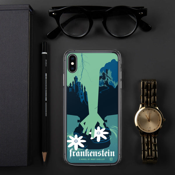 Mary Shelley's Frankenstein case for iPhone