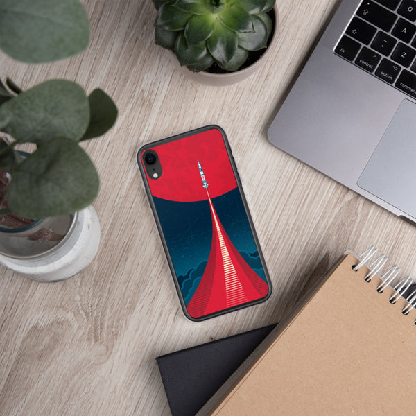 Journey to Mars — Case for iPhone - Oktopolis - Phone Case