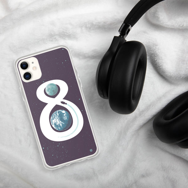 Apollo 8 Case for iPhone - Oktopolis - Phone Case