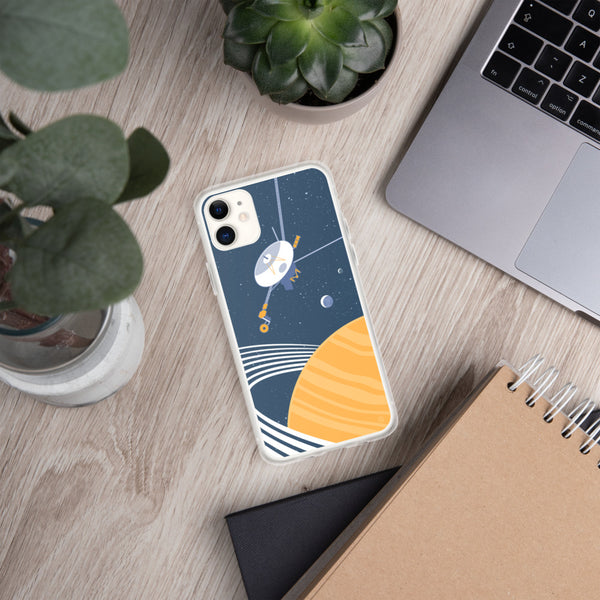 Voyager case for iPhone