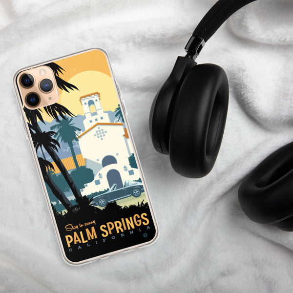 Palm Springs case for iPhone