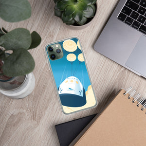 Crew Dragon — Case for iPhone - Oktopolis - Phone Case