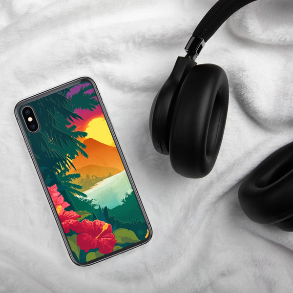 Hawaiian Sunset Case for iPhone