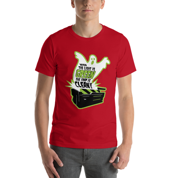 Light is Green — Trap is Clean T-Shirt