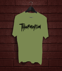 Transformation - Army Green - Black
