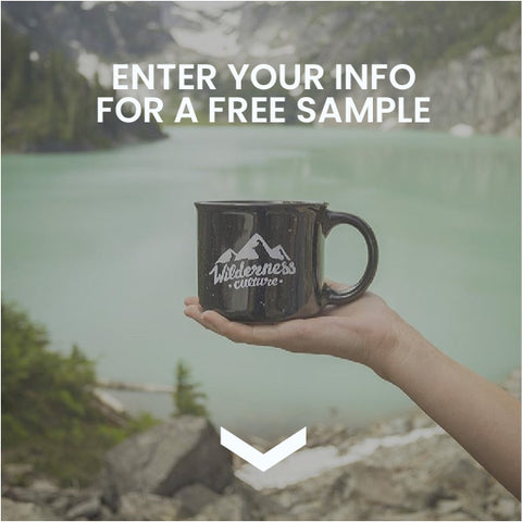 Get a free coffee sample