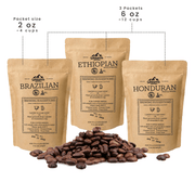 Free Trial Pack | Fair trade, Organic, Specialty Coffee