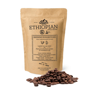 SAMPLE Ethiopian Fair trade, Organic, Specialty Coffee