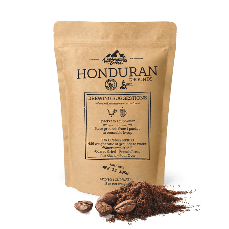 SAMPLE Honduran Fair trade, Organic, Specialty Coffee