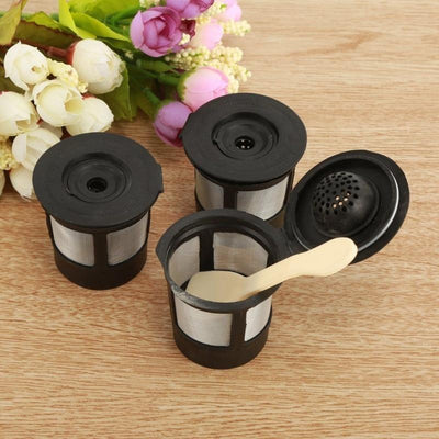 3 Pack Reusable K-Cups