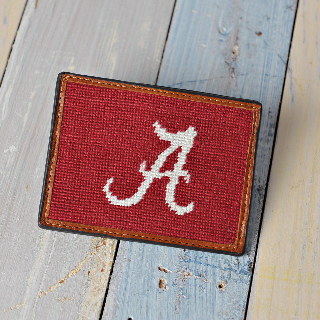 Alabama Card Wallet