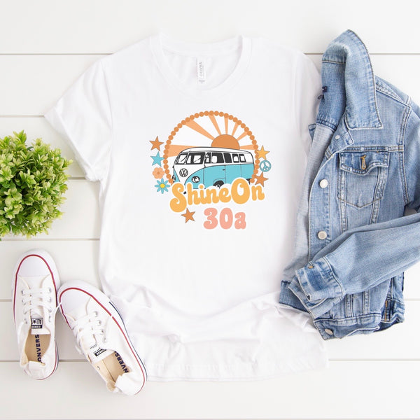Shine On 30A Graphic Tee