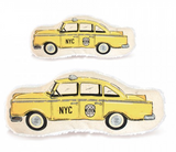 Taxi Cap Pet Toy