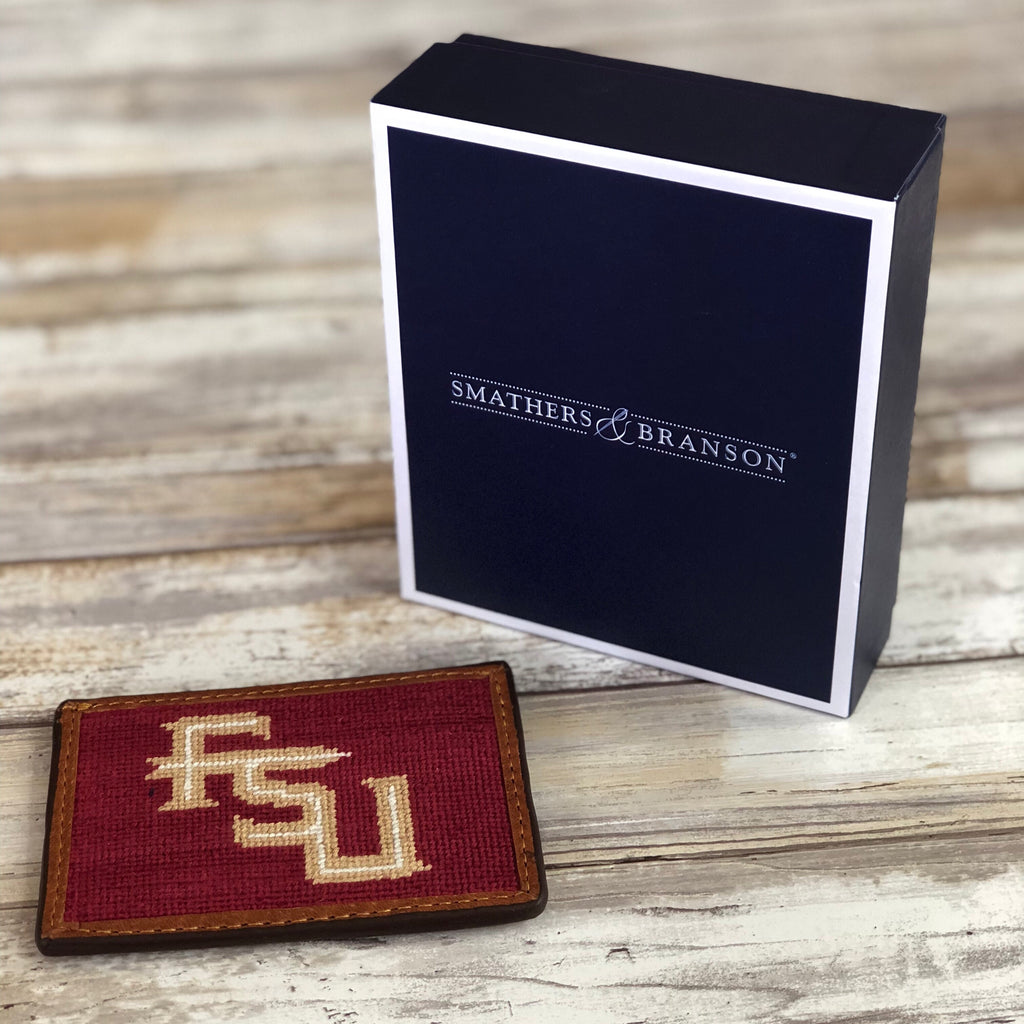 Florida State Card Wallet