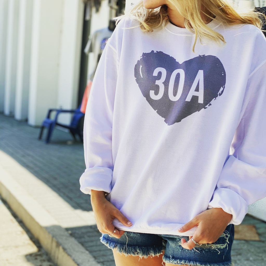 Heart 30A Sweatshirt