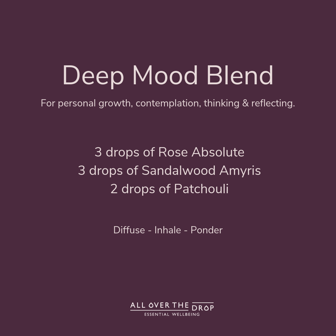 essential oil blend for meditation