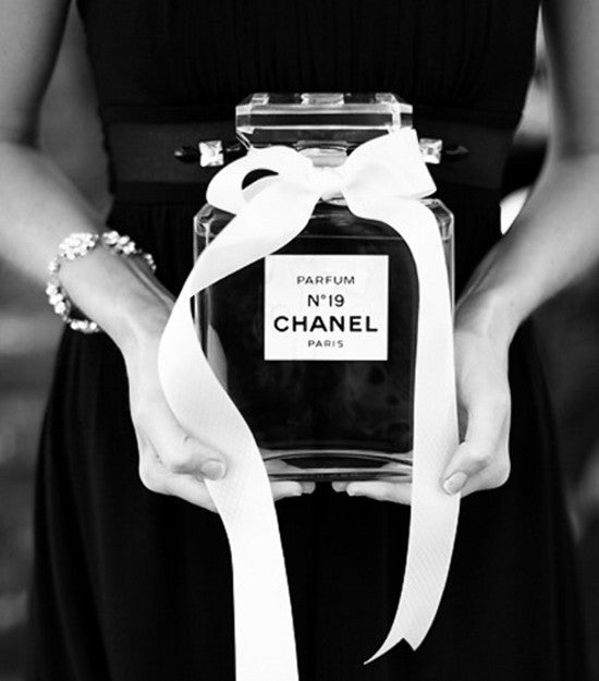 Chanel no19 is fragranced with Neroli oil